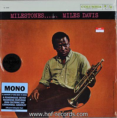 Miles Davis - Milestones N. 1lp MONO
