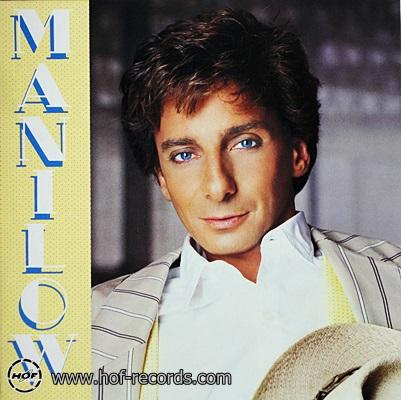 Barry Manilow - Manilow 1985 1lp