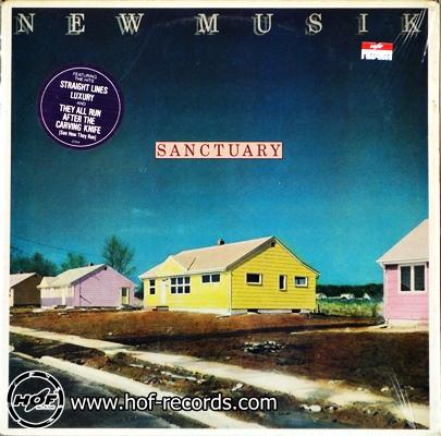 New Musik - Sanctuary 1lp