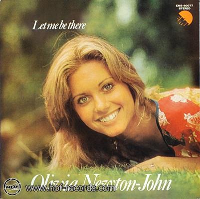 Olivia Newton-John - Let Me Be There 1974 1lp