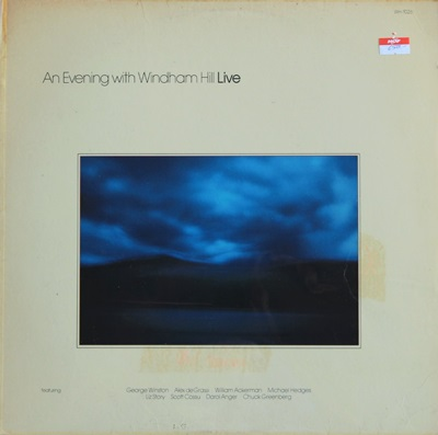 An Evening With Windham Hill Live 1Lp