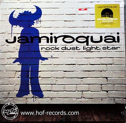 Jami Roquai - Rock dust light star 2 Lp New