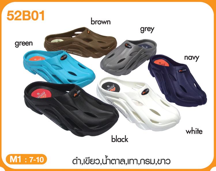 รองเท้า ADDA Play 52B01-M1