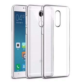เคสซิลิโคนนิ่ม แบบใส for Xiaomi Redmi Note4X