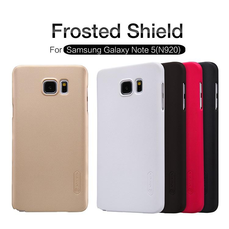 เคส Galaxy Note 5 NILLKIN Super Frosted Shield