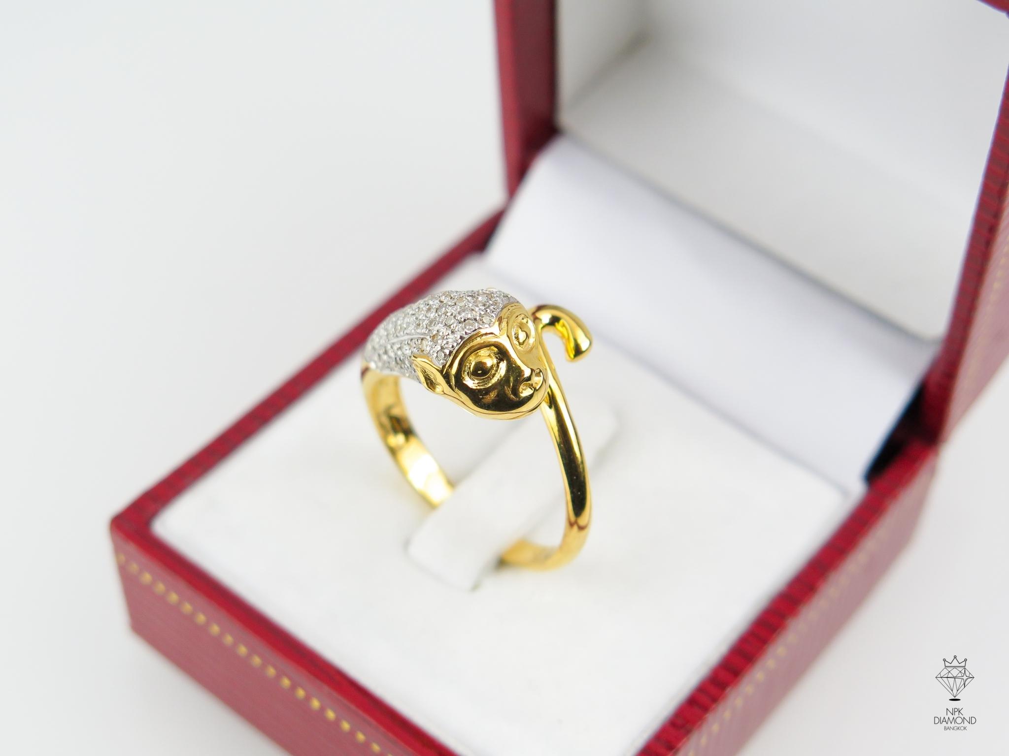 แหวนลิง