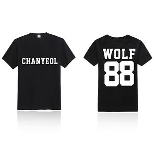 เสื้อ EXO WOLF 88 - CHANYEOL