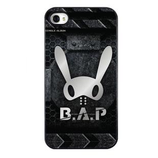 เคส b.a.p iphone4/4s สีดำ