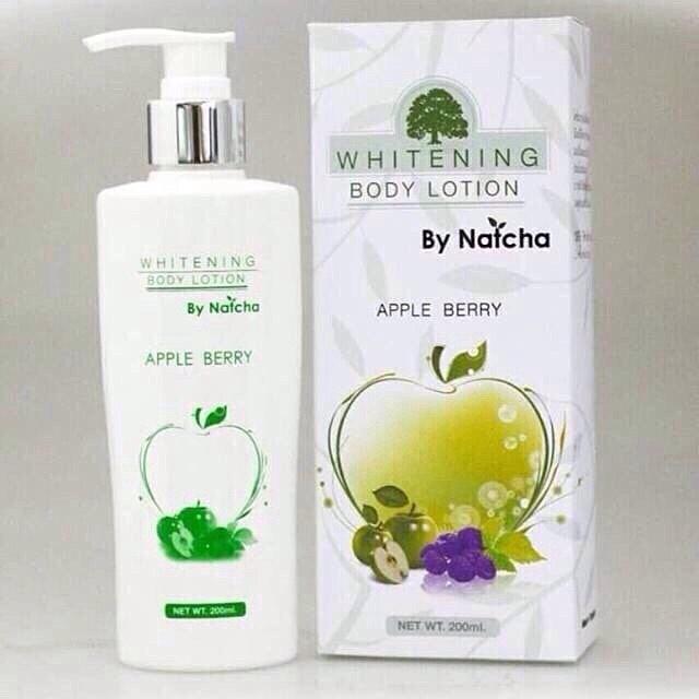 whitening Body Lotion By Natcha