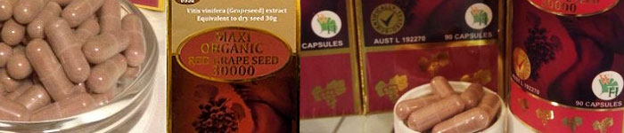 grape seed 30000 mg