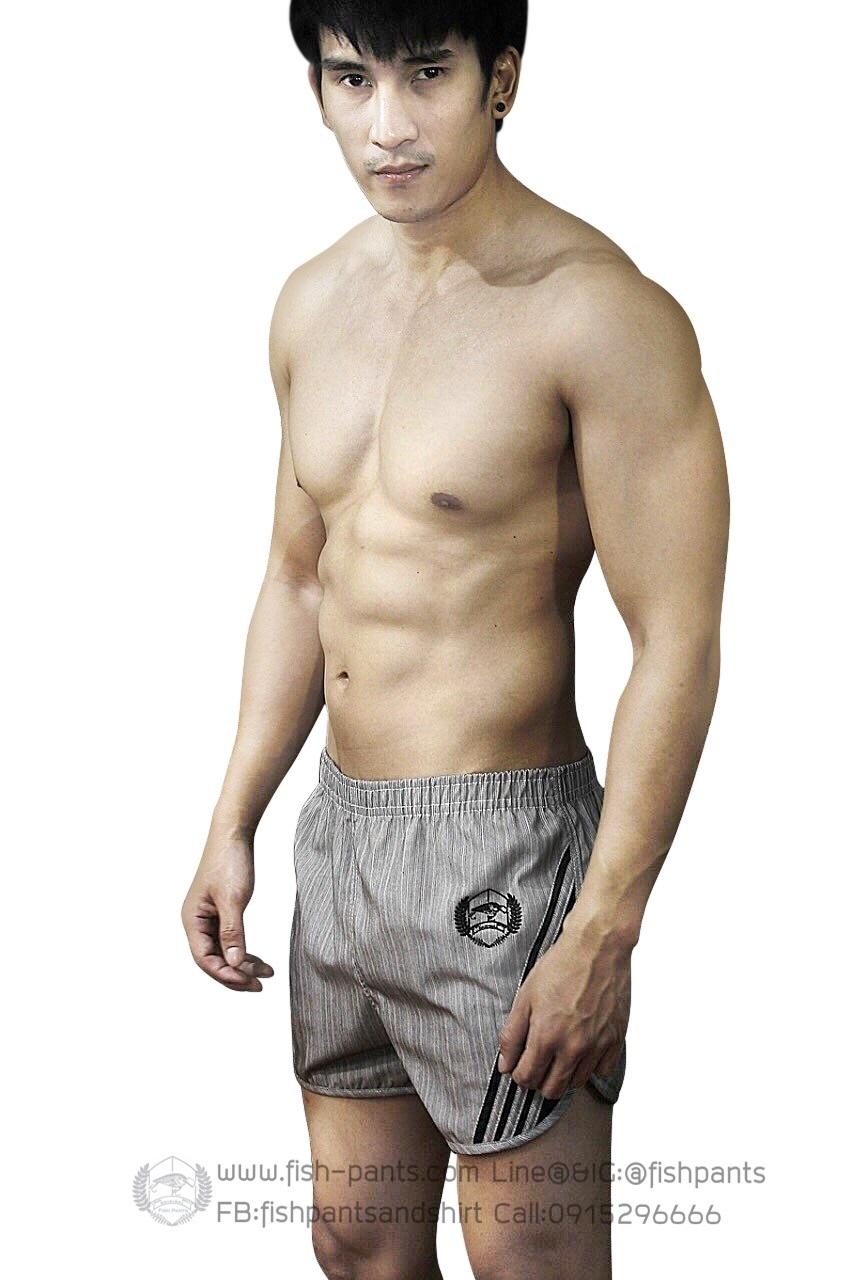 SALE กางเกงผ้าคัตตอล รุ่นผ้าลาย