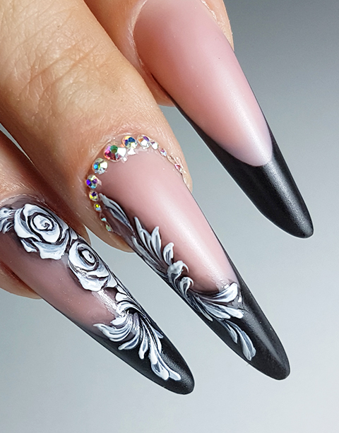 One Stroke Nail Art Course