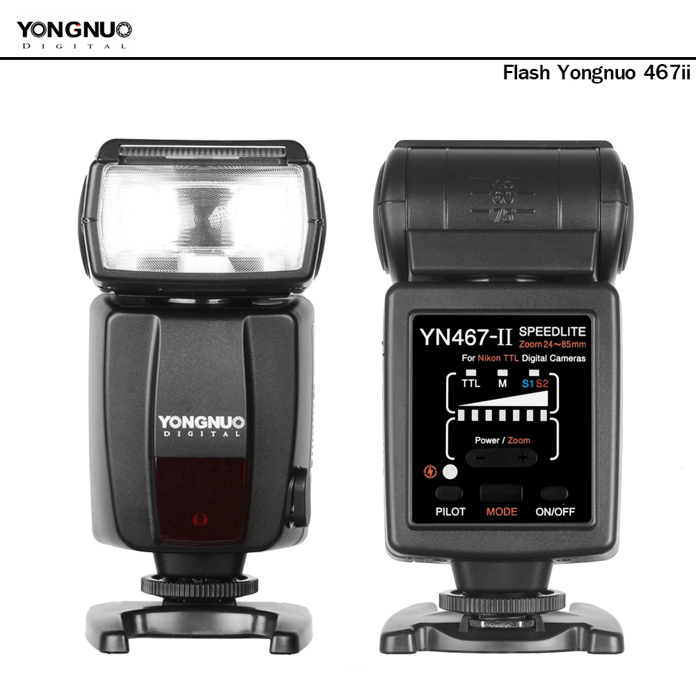 Yongnuo YN467 E-TTL For Canon