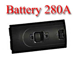 Battery for Portable Flash Studio N Flash 280A
