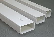 Air Duct : รางเก็บสายไฟ และท่อแอร์สีขาว (PRI Type AD)