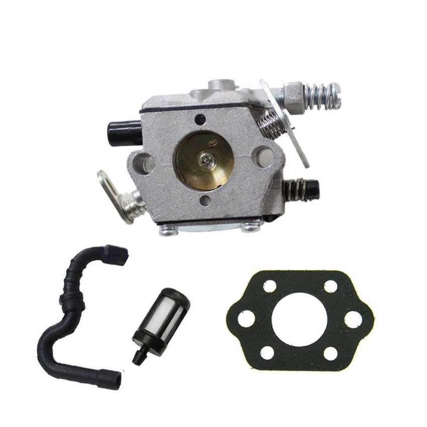 Chainsaw parts for Stihl MS170 MS180 017 018 WALBRO Carburetor Gasket & Fuel filter Fuel Line Free Shipping