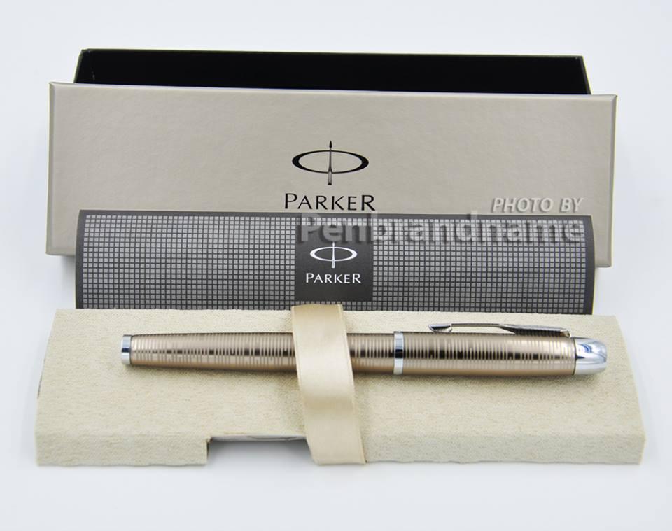 ปากกา Parker ปากกาหมึกซึม Parker IM Premium Pink Pearl RB