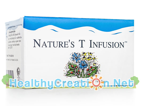 Unicity Natures Tea Infusion ยูนิซิตี้ เนเจอร์ส ที อินฟิวชั่น [30 ซอง] ชาสมุนไพรล้างสารพิษ ขับสารพิษตกค้างในระบบย่อยอาหารช่วยระบาย