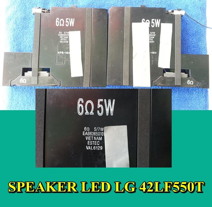 #SPEAKER LED LG 42LF550T
