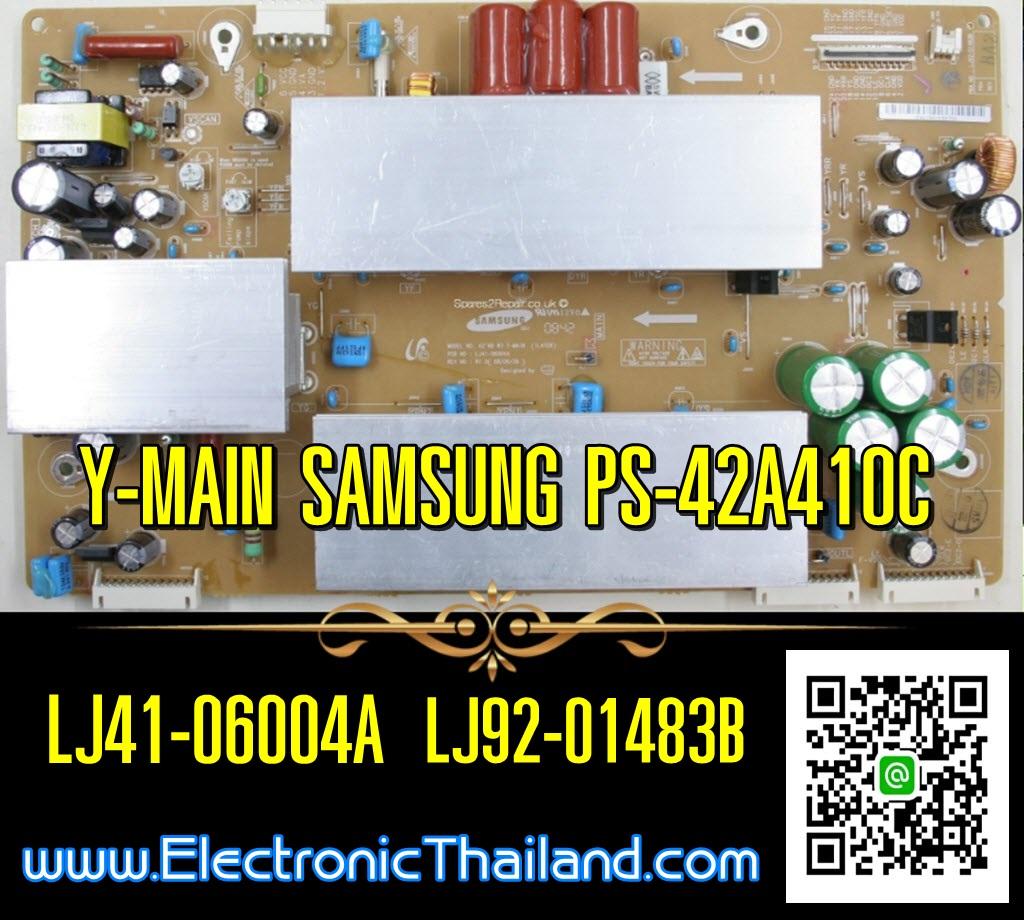 #Y-MAIN SAMSUNG PS-42A410C PS42A450P1 LJ41-06004A