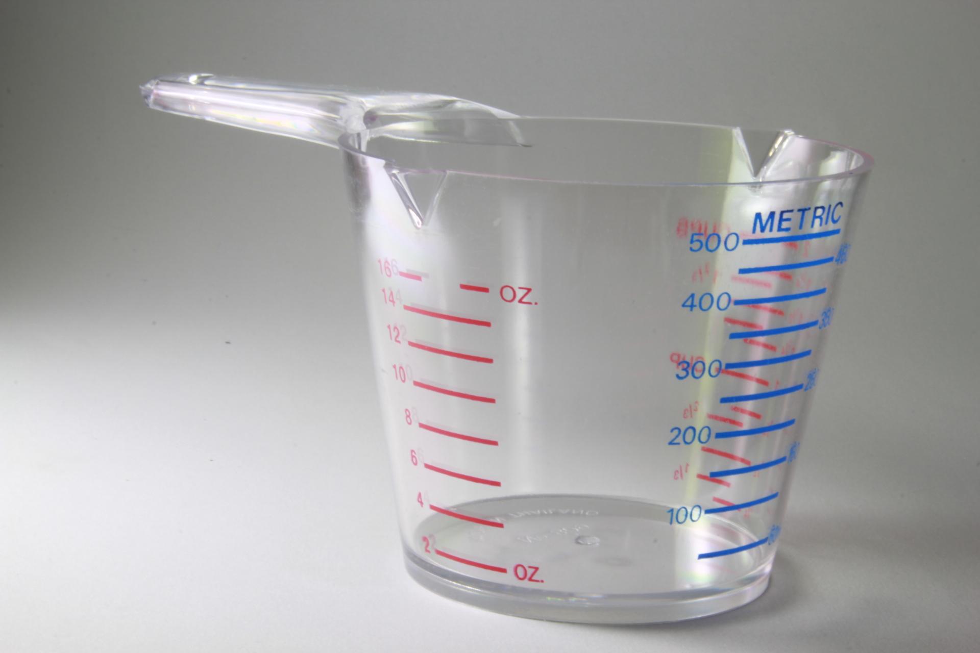 ถ้วยตวง ขนาด 2 cup PI