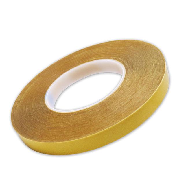 เทปเหลือง อย่างดี 1.5 cm สำหรับงานป้าย - คุณภาพสูง เหมาะกับร้านทำป้าย ร้านป้าย ทำป้าย ทุกชนิด