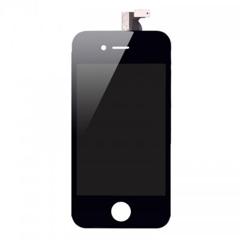 จอ ทัชสกรีน Iphone 4S สีดำ ประกัน 3 เดือน 1000 บาท