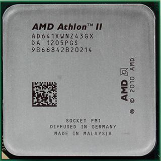 CPU Athlon II X4 641 2.8Ghz