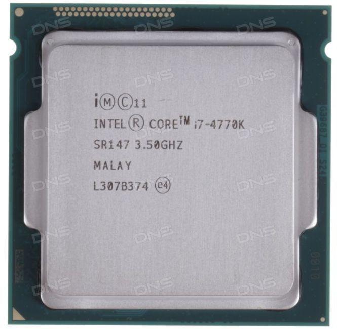 i7 4770K 3.9ghz