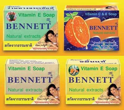 BENNETT สบู่เบนเนท (โหลละ 456)