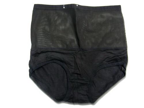 กางเกงในเยื่อไผ่ สีดำ (F)