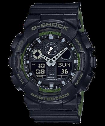 นาฬิกา CASIO G-SHOCK รุ่น GA-100L-1A ของแท้ รับประกัน 1 ปี