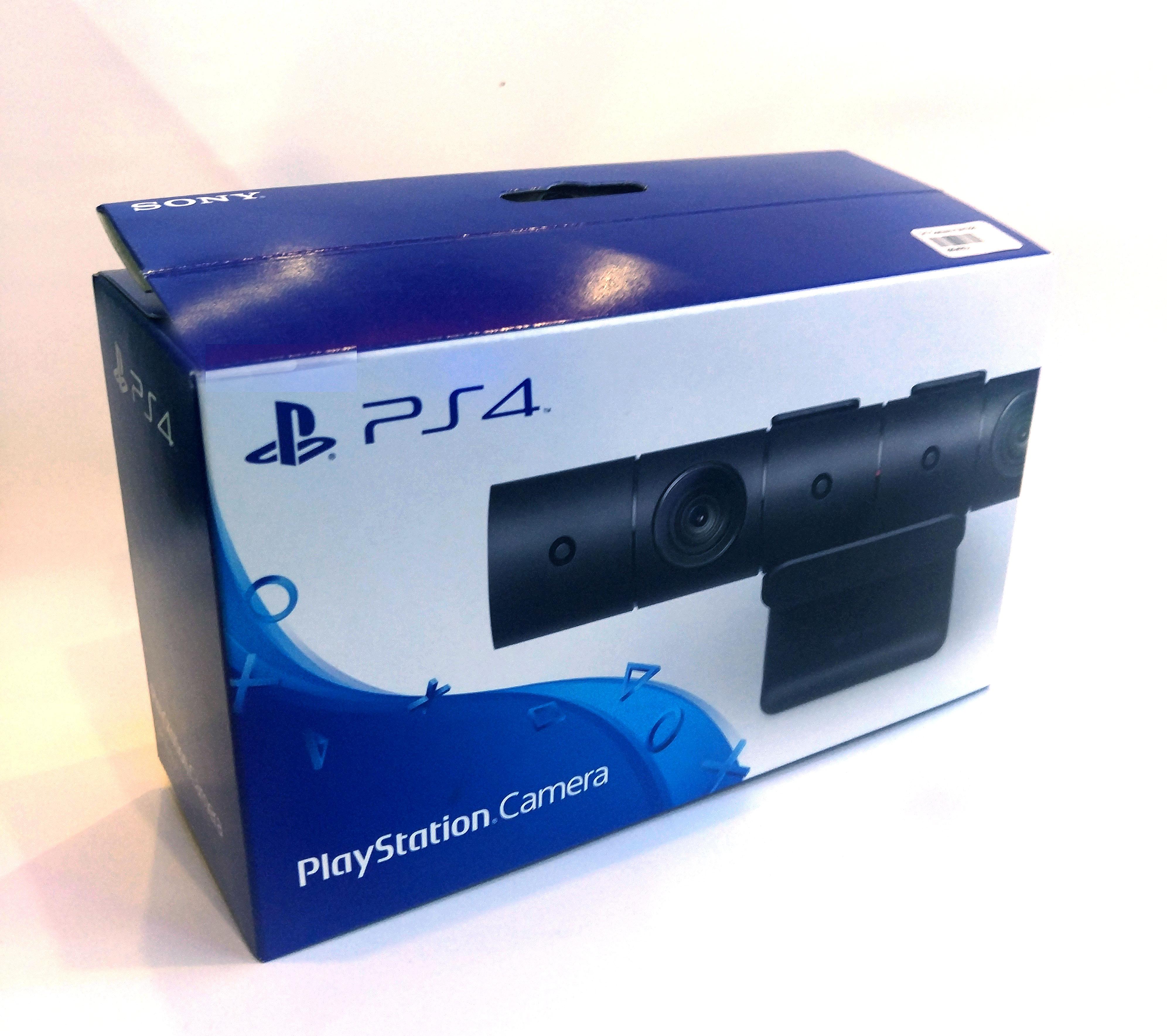 PS4 NEW PLAYSTATION CAMERA