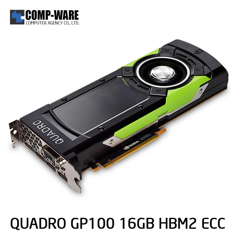 Leadtek Nvidia Quadro GP100 Workstation Graphics Card