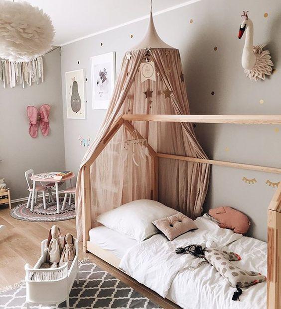 การแต่งห้องนอนเด็ก 2