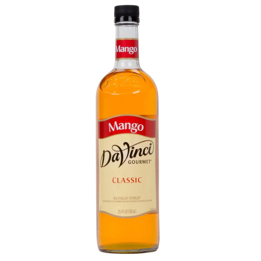 Mango Syrup - 750ml