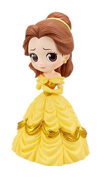 Belle ของแท้ JP - Q Posket Disney - Normal Color [โมเดล Disney]