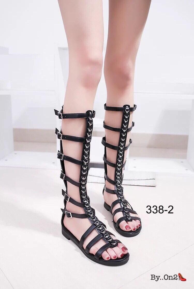 รองเท้าแฟชั่น Gladiator shoes