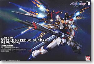 PG 1/60 Strike Freedom