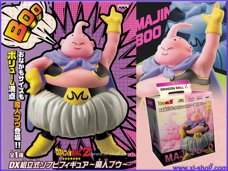 Majin Boo ของแท้ JP แมวทอง - DX Banpresto [โมเดลดราก้อนบอล]