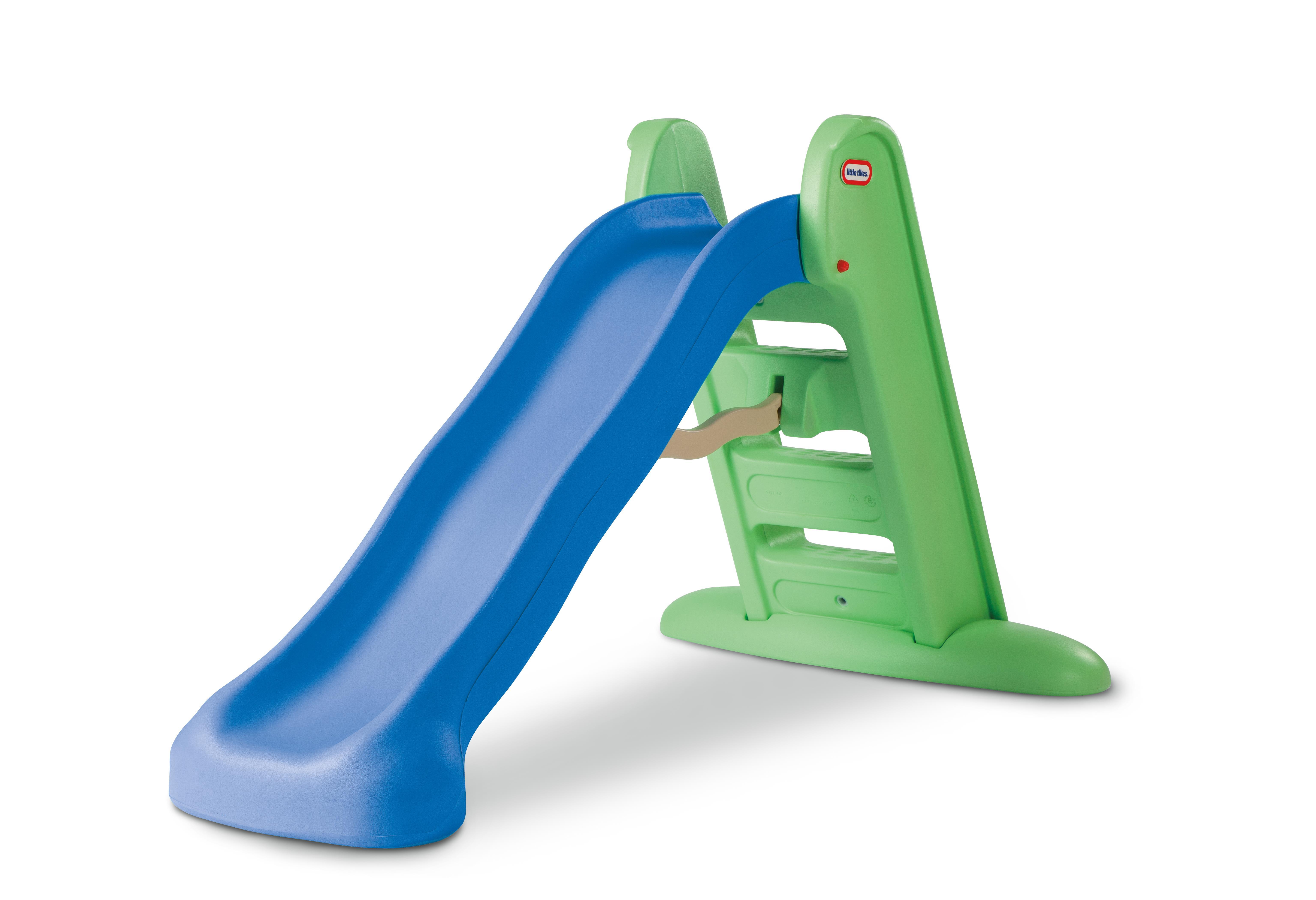 สไลเดอร์ขนาดใหญ่ Little Tikes Easy Store Large Slide เล่นได้ทั้งในและนอกบ้าน