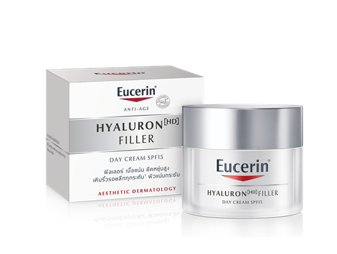 Eucerin HYALURON [HD] FILLER DAY RICH SPF15 50ml