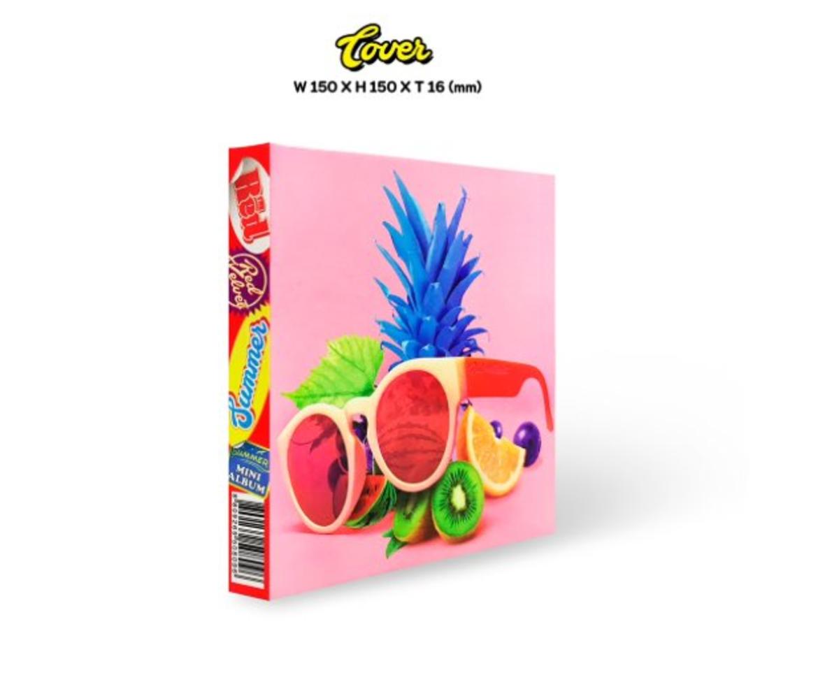 Red Velvet - Summer Mini Album [The Red Summer]