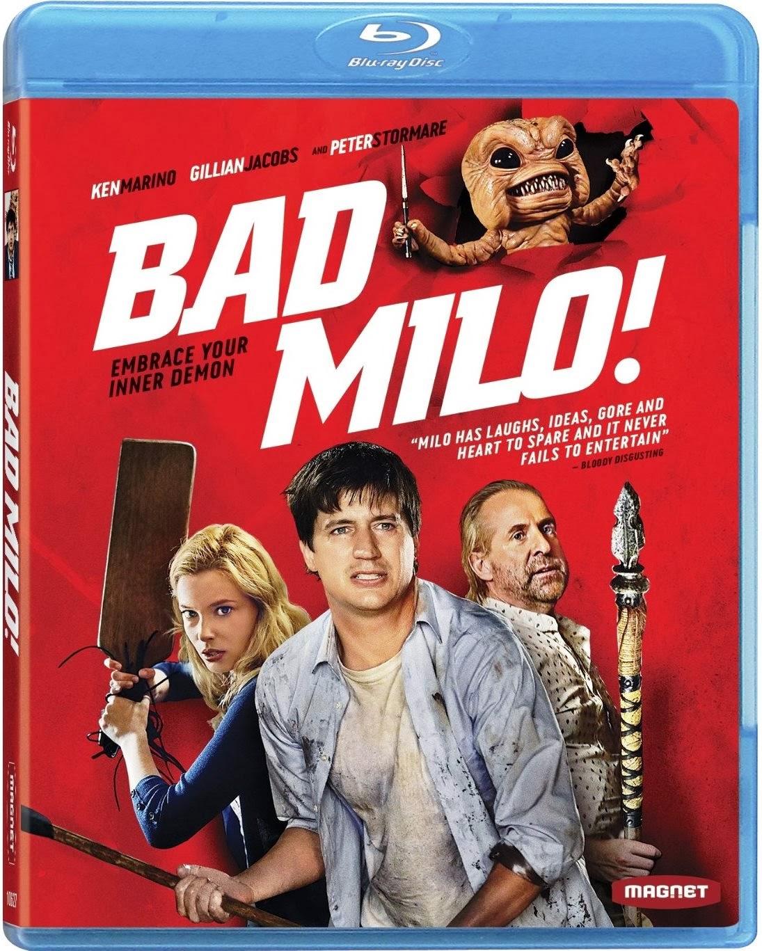 U13225 - Bad Milo (2013) พร้อมกล่อง