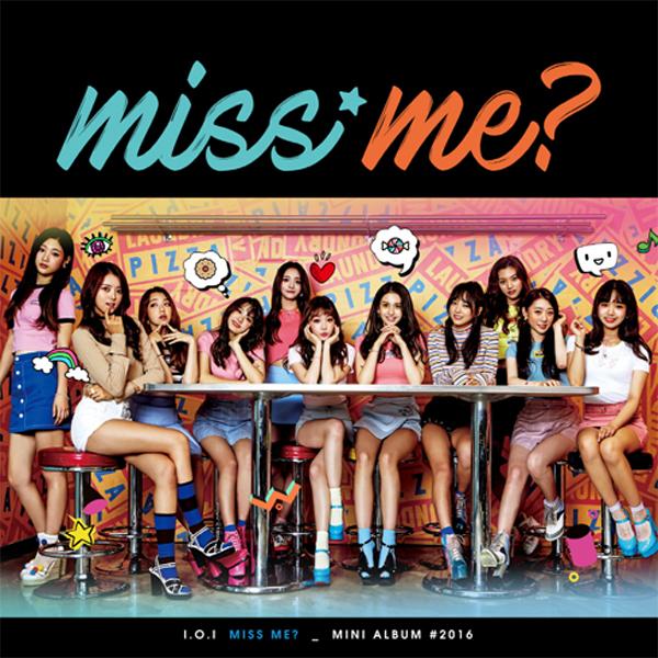 I.O.I - Mini Album Vol.2 + โปสเตอร์ พร้อมกระบอกโปสเตอร์ (รอบผลิตปี 2018 )