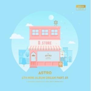 ASTRO - Mini Album Vol.4 [Dream Part.01] (Day ver.)