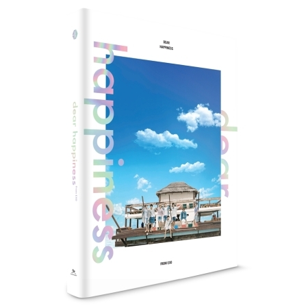 [Photobook] EXO - dear happiness Photobook