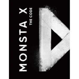 MONSTA X - Mini Album Vol.5 [The Code] (PROTOCOL TERMINAL Ver.)