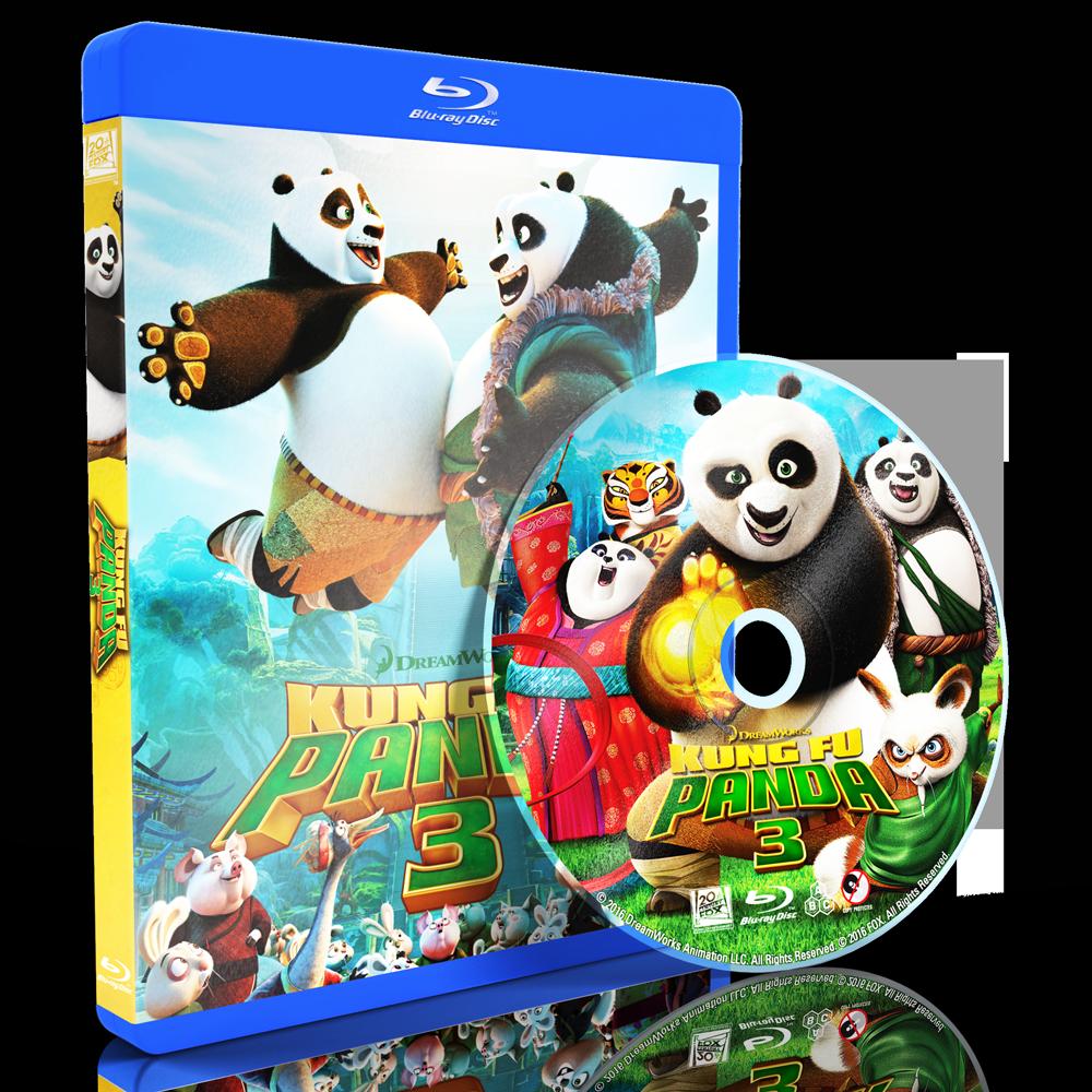 UA2016005 - Kung Fu Panda 3 (2016) [พร้อมกล่อง]