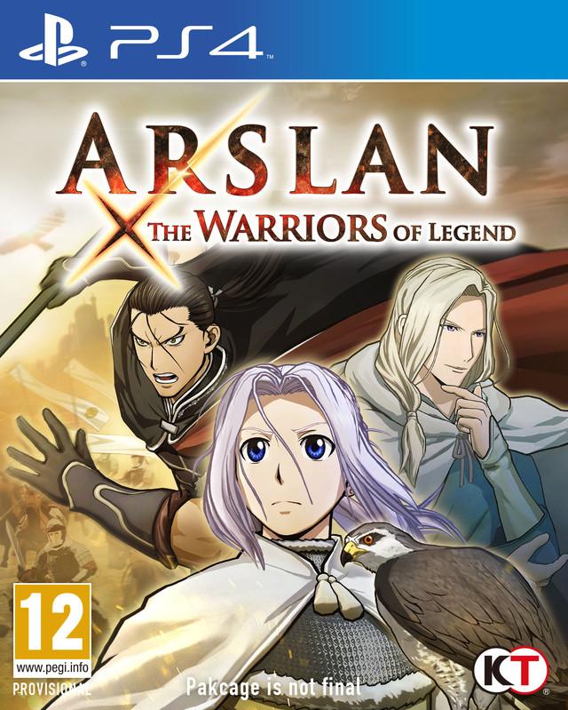 [PS4] ARSLAN: THE WARRIORS OF LEGEND (R3)(EN)